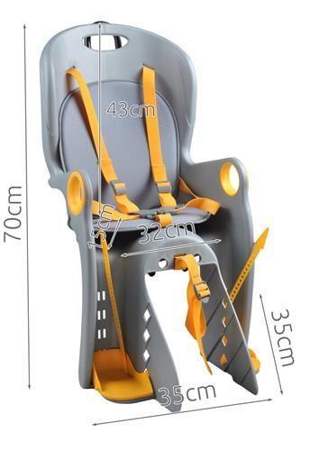 Wymiary fotelika