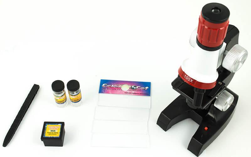 Zestaw Mikroskopu Naukowego