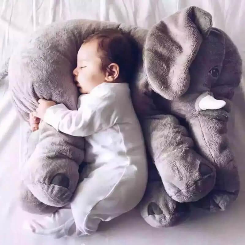 Słoń przytulanka